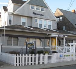 The Front Of Sierra Inn